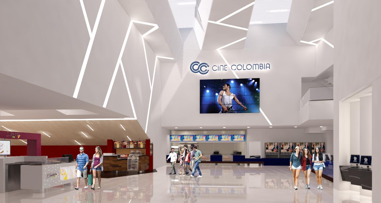 Cine Colombia Avenida Central