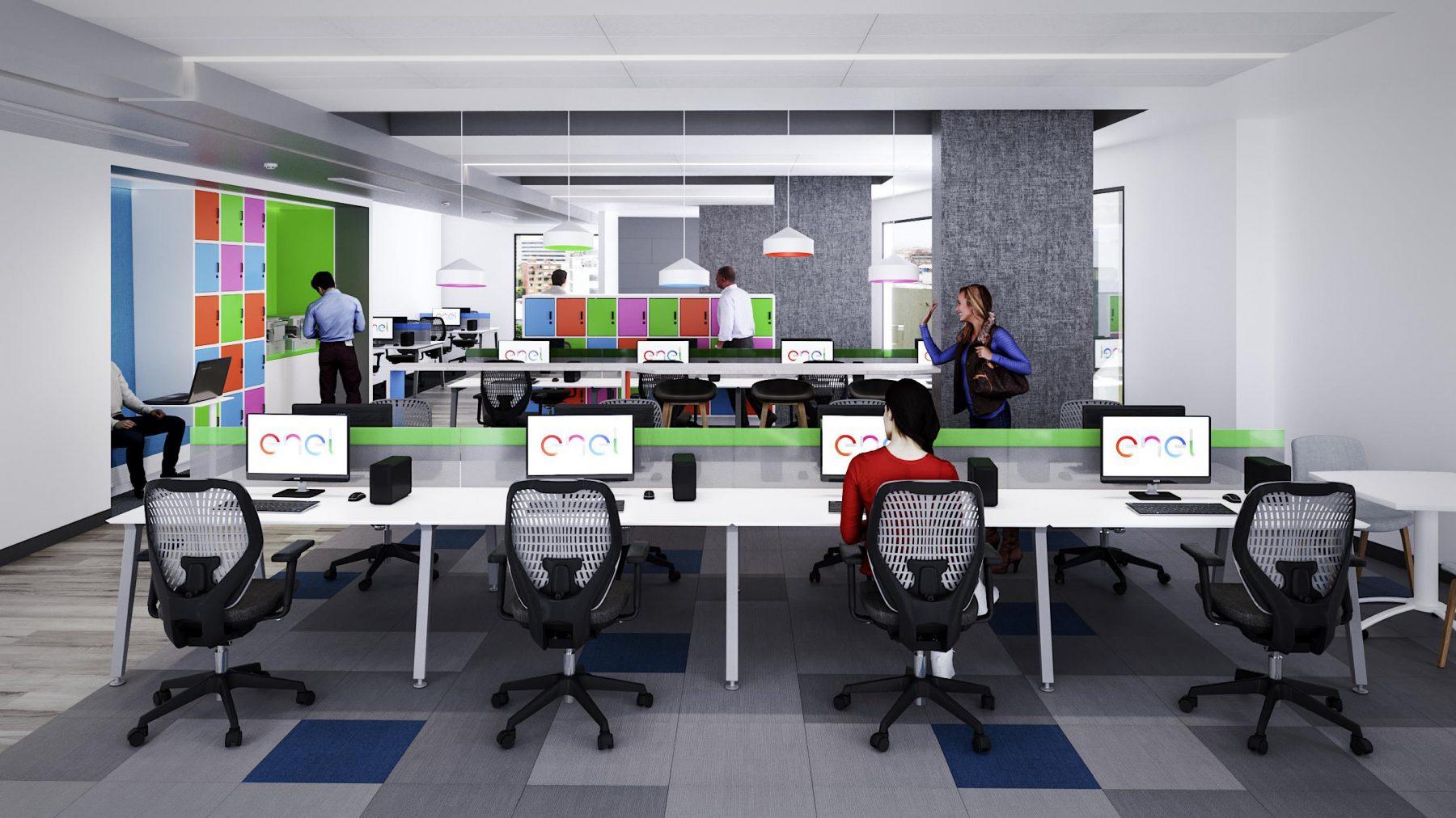 Oficinas Enel